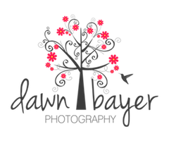 Dawn Bayer Photography Mobile Retina Logo